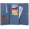 Pacsafe RFIDsafe LX200 Clutch Wallet Denim